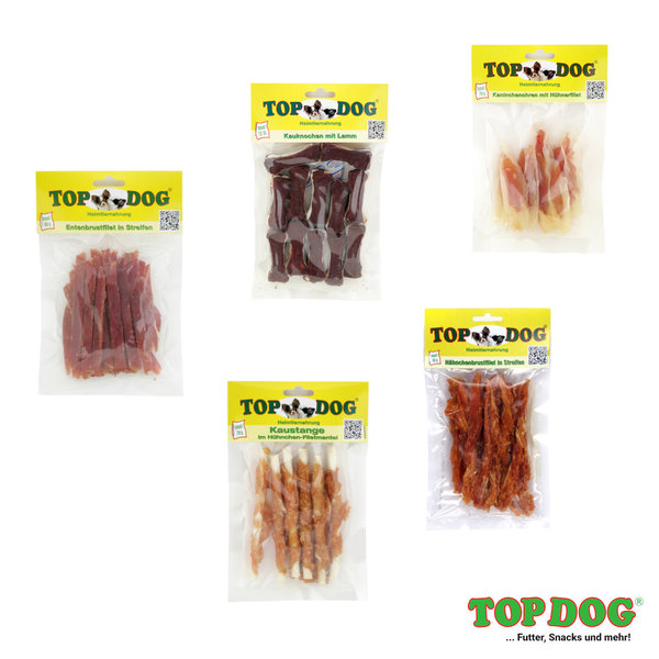 TOP DOG Snack Pack